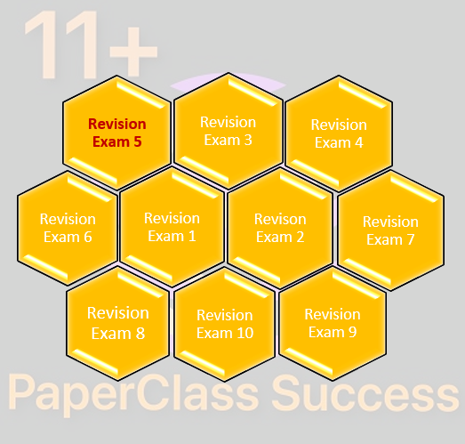 Week 5- Revision Exams ( 11th July - 14th July 2021)