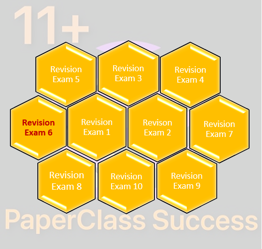 Week 6 - Revision Exams ( 19th July - 22th July 2021)