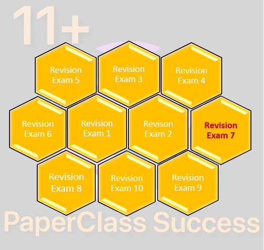 Week 7 - Revision Exams ( 09th August - 12th August 2021)