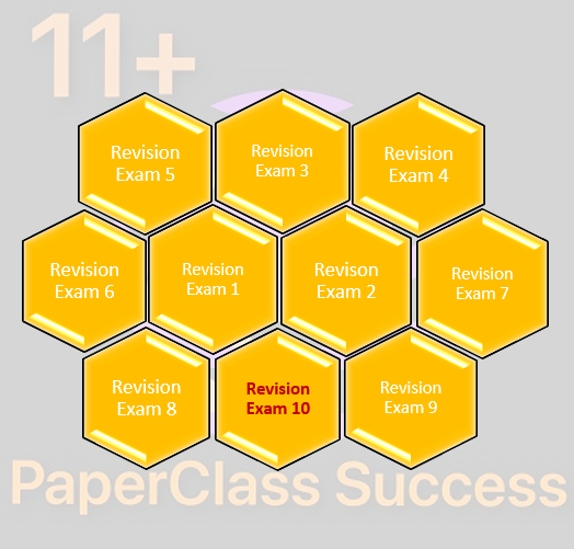 Week 10 - Revision Exams ( 30th August - 02nd September 2021)