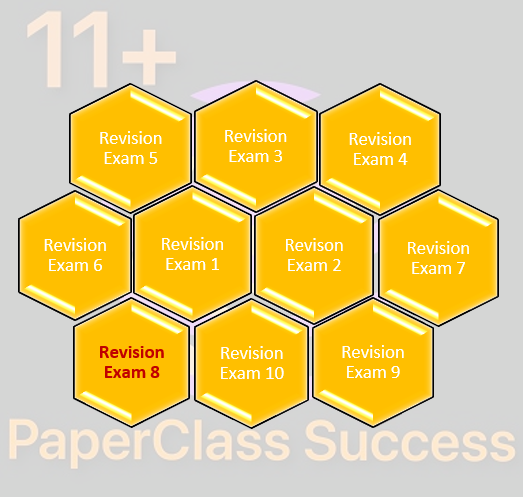 Week 8 - Revision Exams ( 16th August - 19th August 2021)